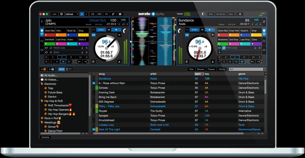 Serato DJ Pro... The best DJ software on the market?