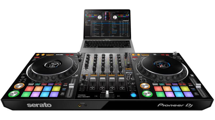 DDJ-1000SRT pro DJ Controller from Pioneer DJ
