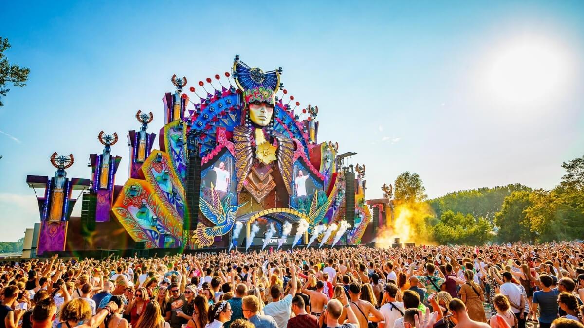 Mysteryland festival 2021