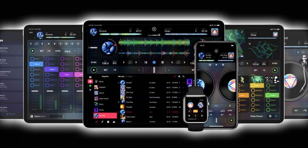 djay by Algoriddim (DJ software)