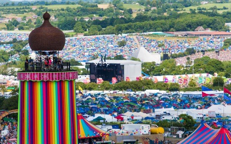 Glastonbury virtual festival 2021
