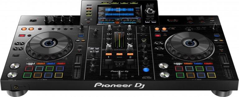 Pioneer DDJ-RX2 top angle #2
