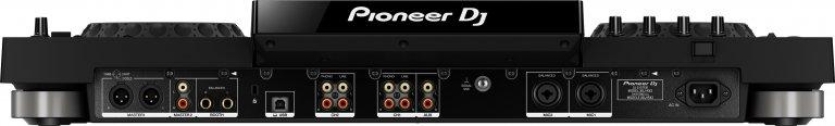 Pioneer DDJ-RX2 rear angle