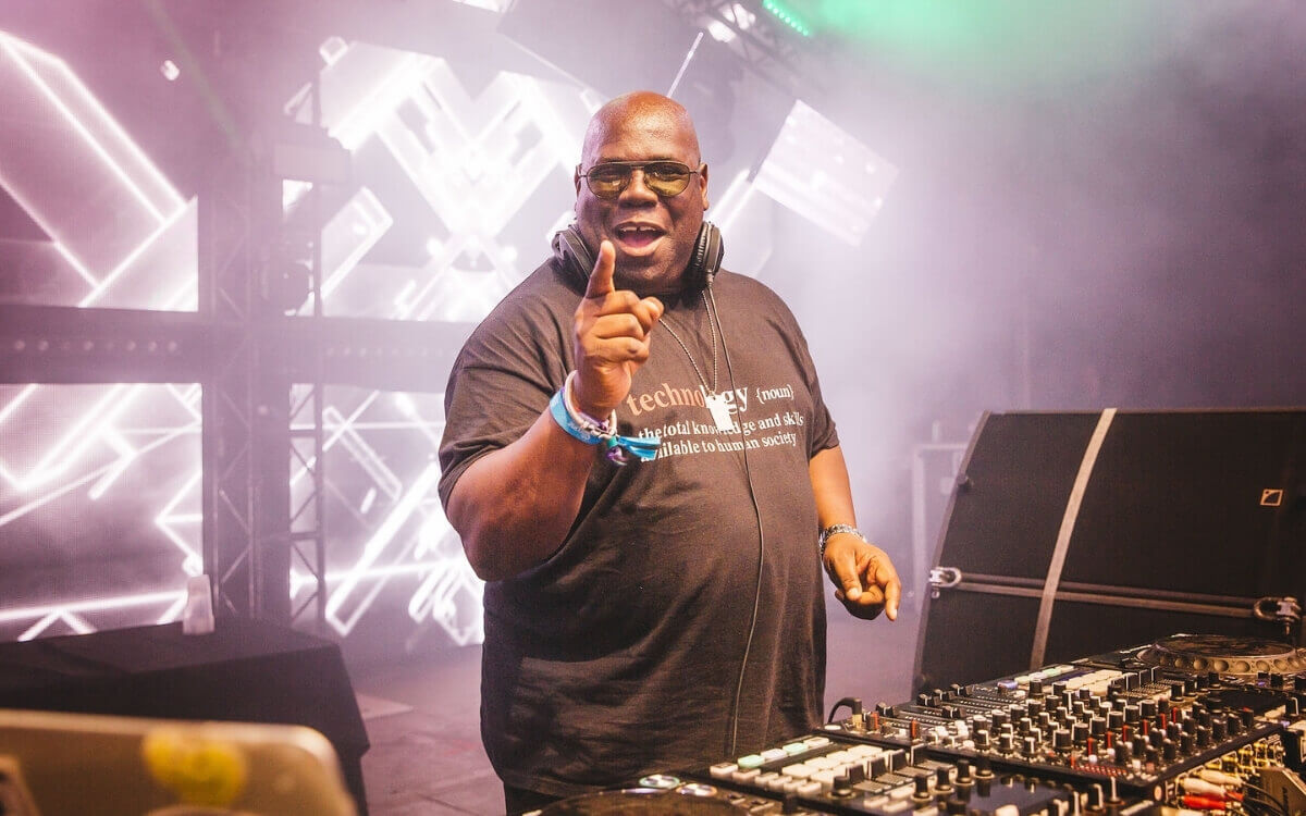 Carl Cox partners with BMG ahead of new album