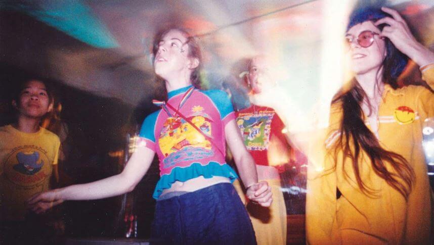 Melbourne rave scene photo from Hydi John
