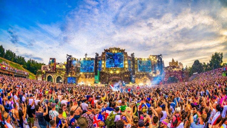 Tomorrowland announce statement