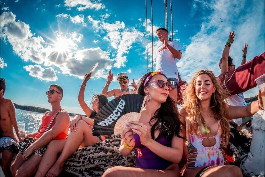 Defected Croatia 2021 lineup (boat party)