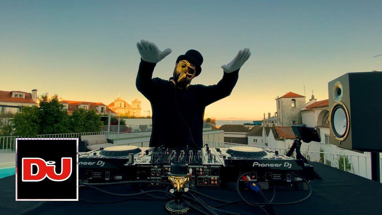 Claptone top 100 alternative DJs