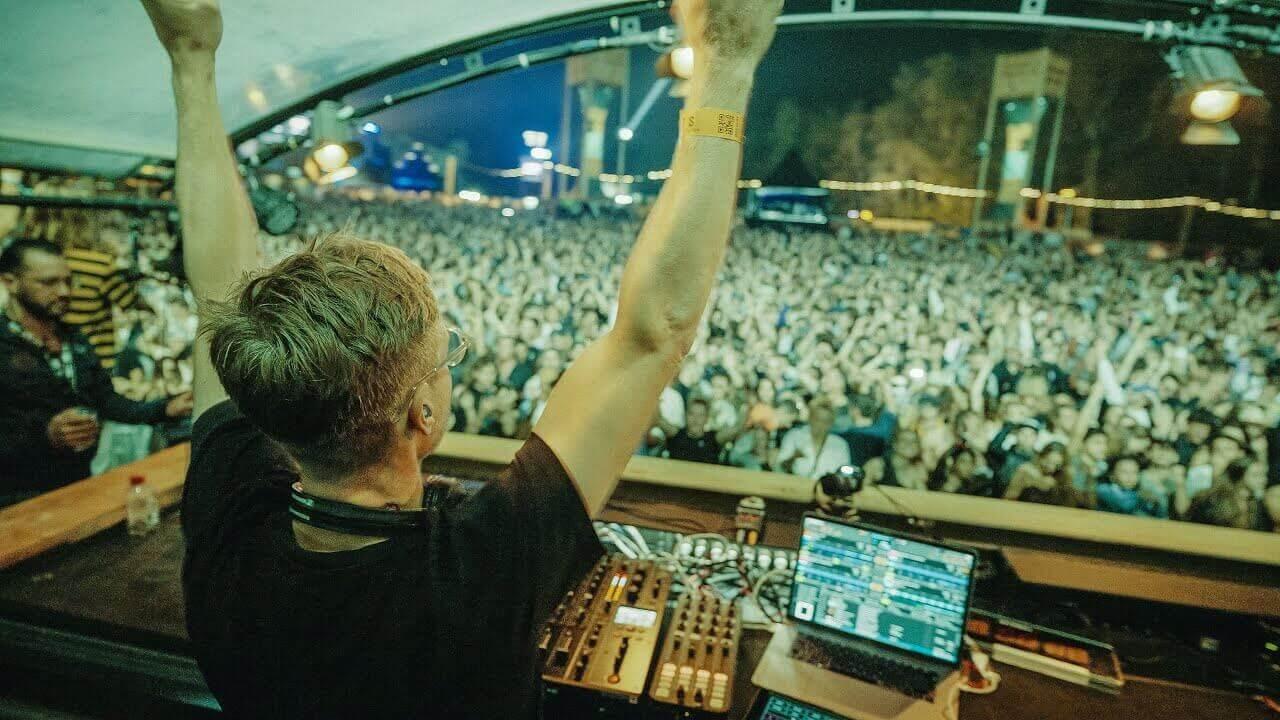 Joris Voorn live @ Extrema Outdoor in Belgium, Aug 2021