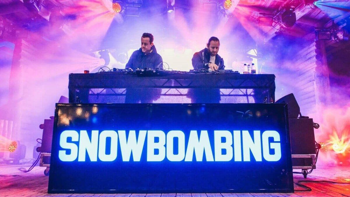 Snowbombing festival 2022 - header image